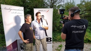 Interview Stadtgemunkel in Dingolfing