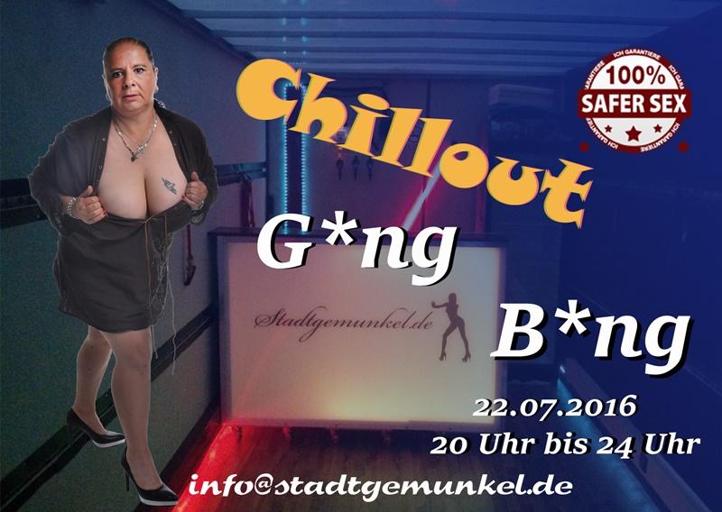 chillout Gang Bang im geil Mobil
